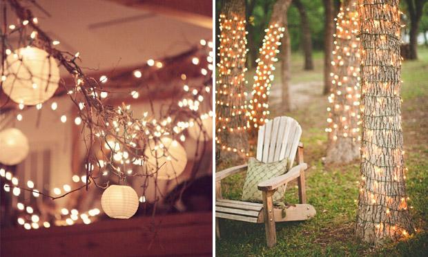 ideias criativas para decoracao de interiores:ideias-decoracao-casamento-luzes-08